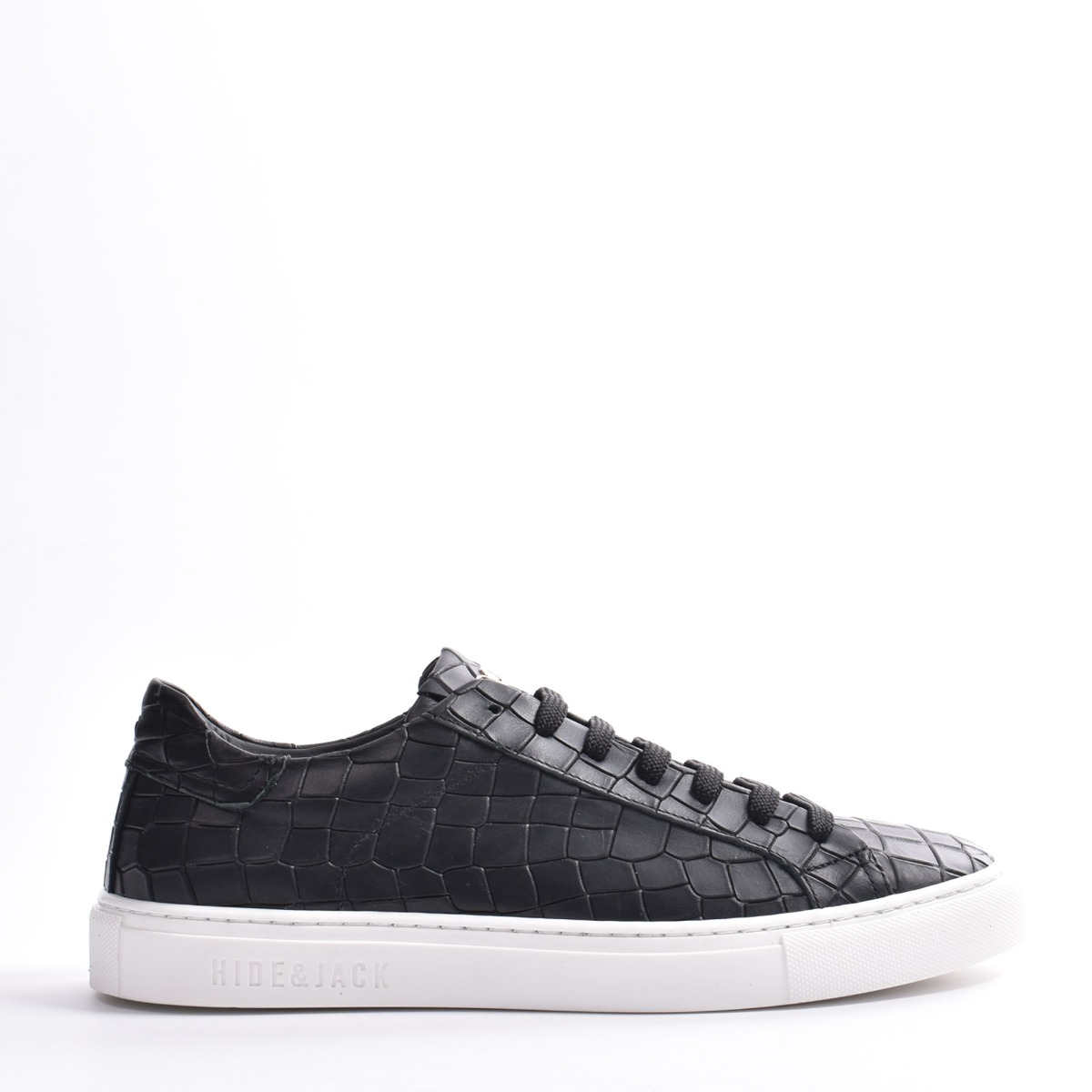 Sneakers essence croco - Nero