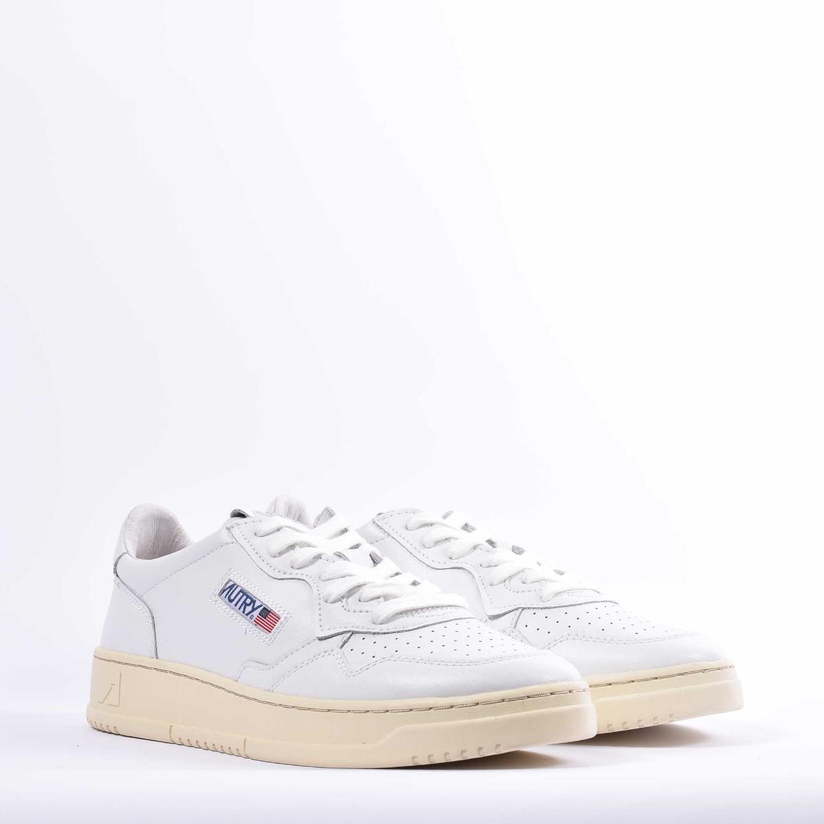 Sneaker low- Bianco