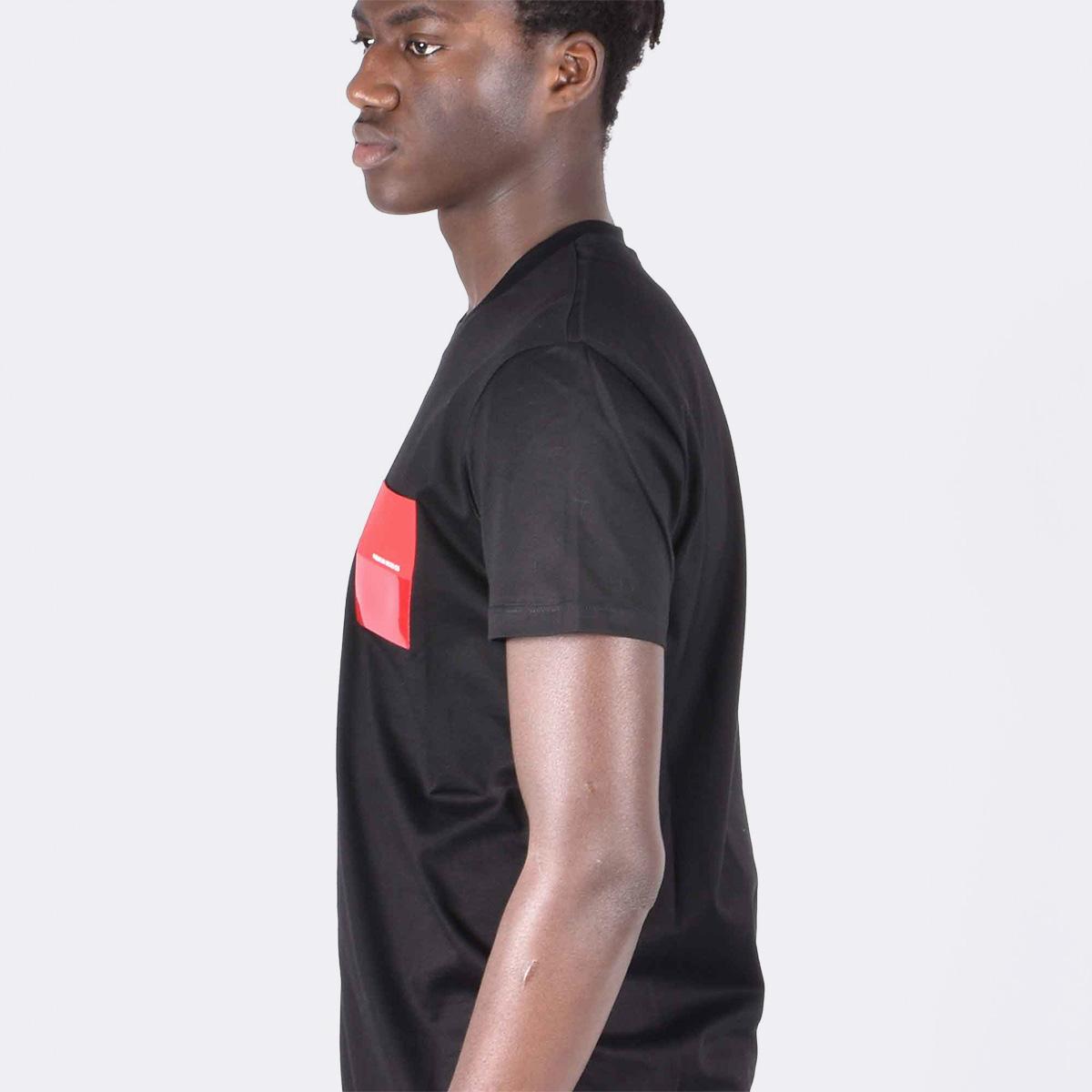T-shirt hania- Nero