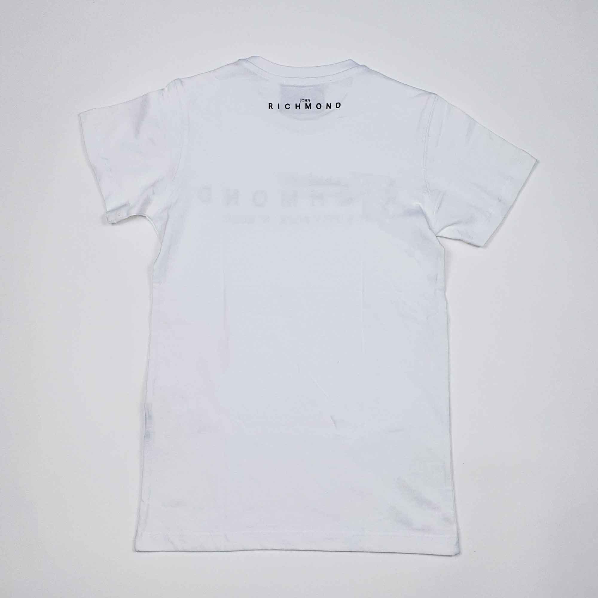 T-shirt rocha - Bianco