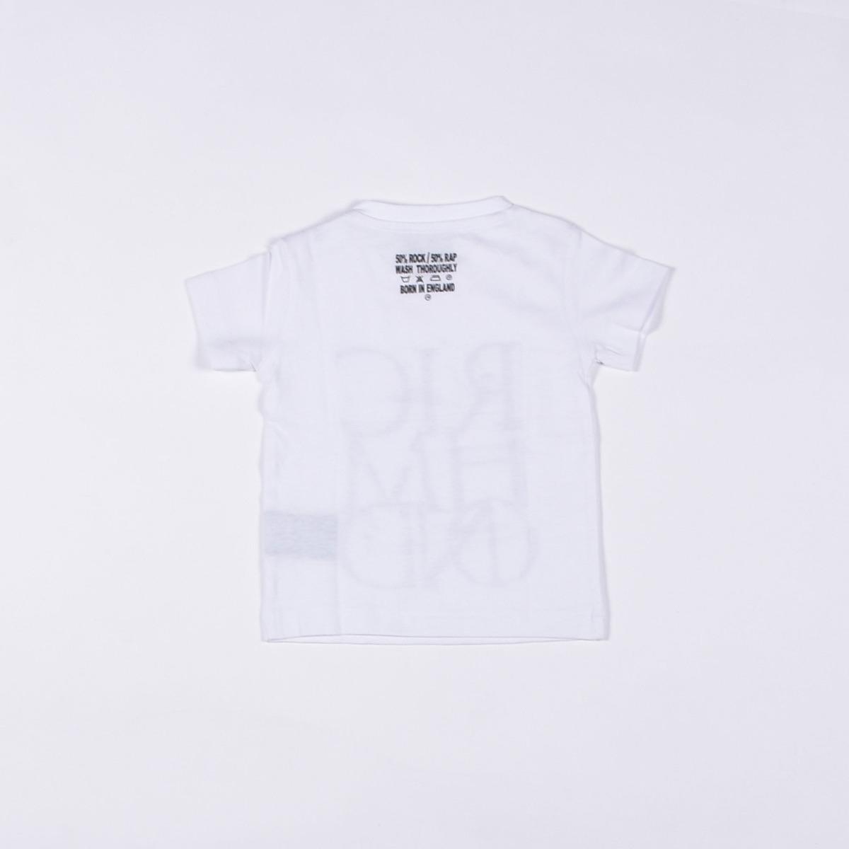 T-shirt basil - Bianca