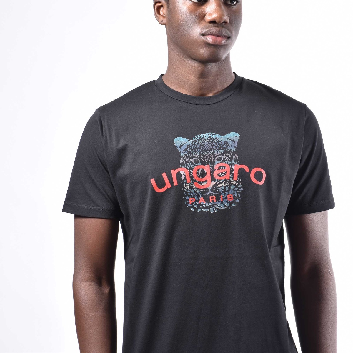 T-shirt jaguaro - Nero