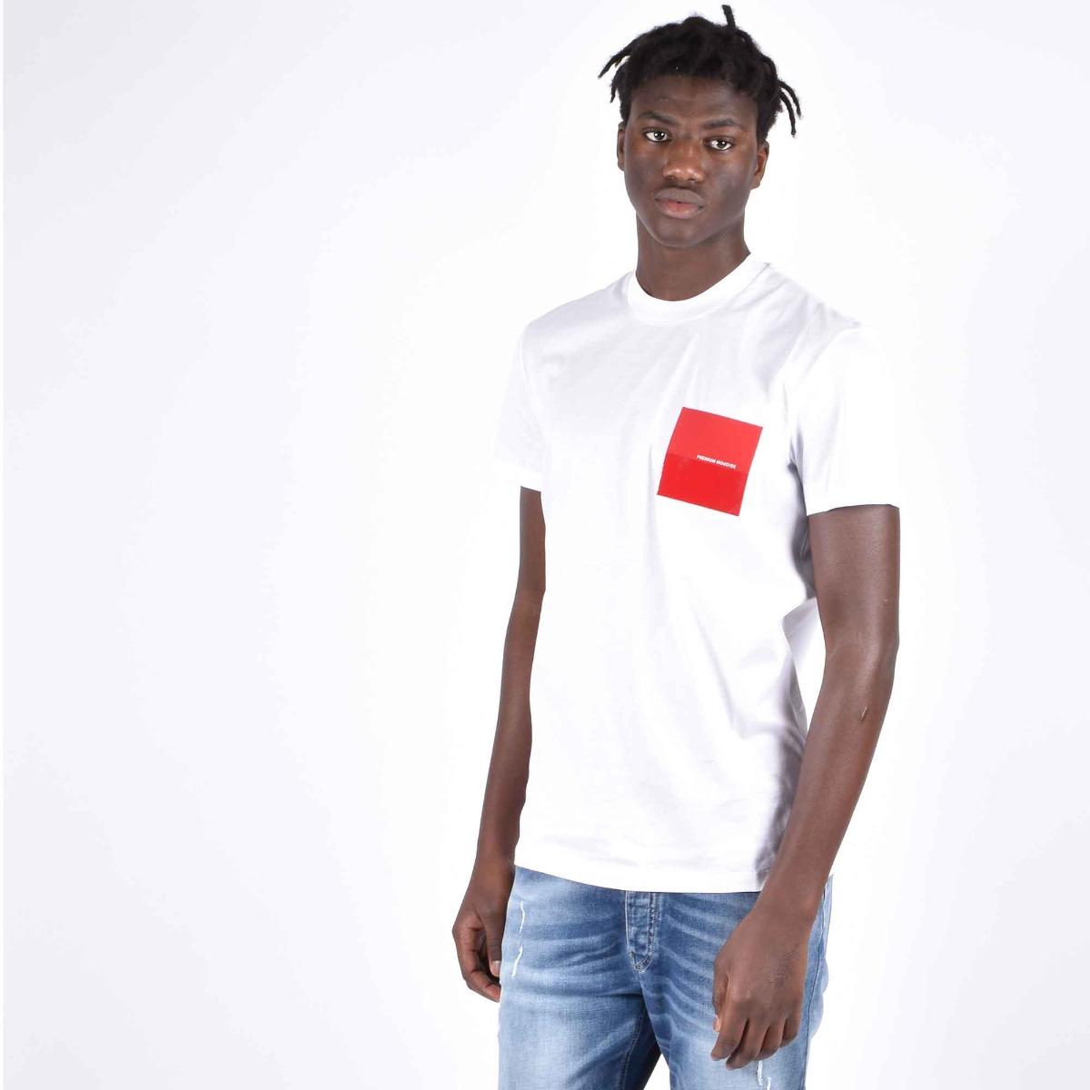 T-shirt hania- Bianco