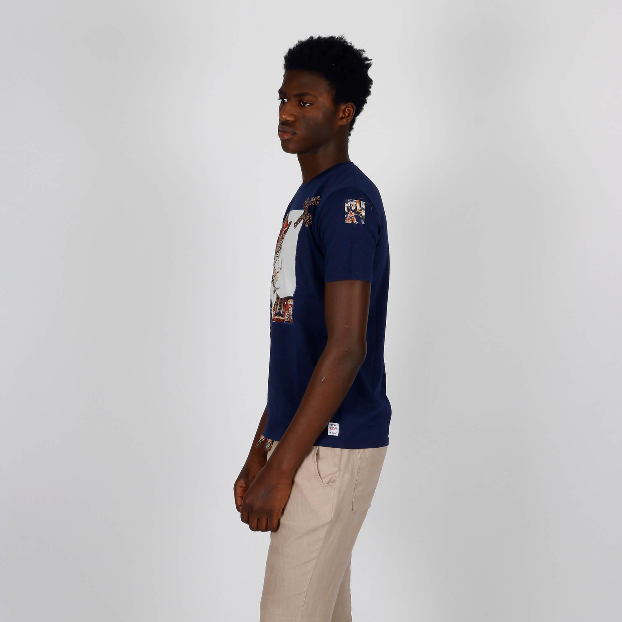 T-shirt icon - Blu
