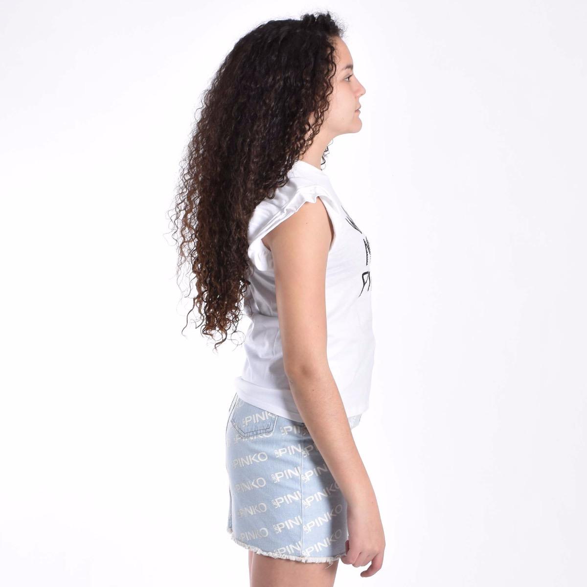 T-shirt Jersey - Bianca