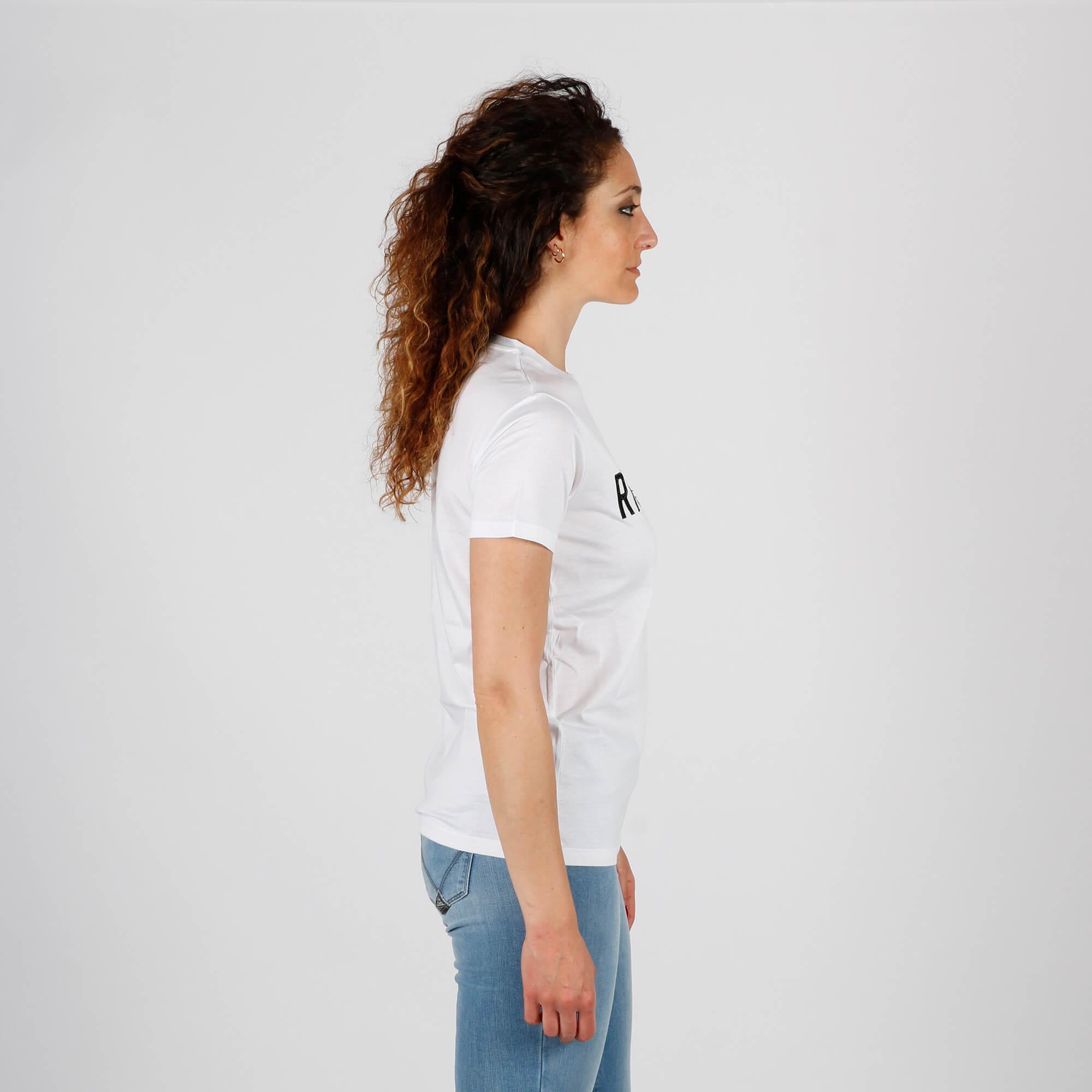 T-shirt adrianne - Bianco