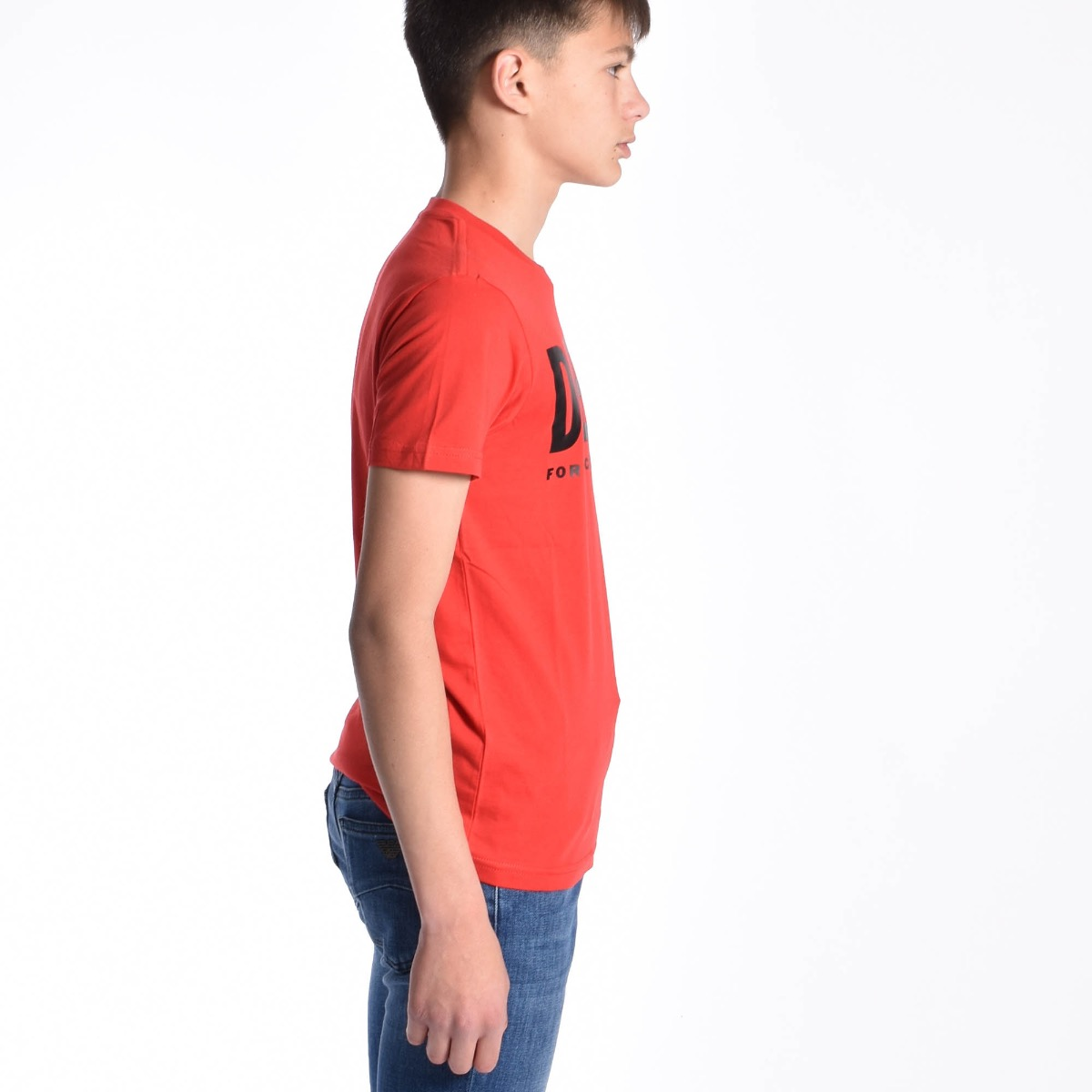 T-shirt logo - Rossa