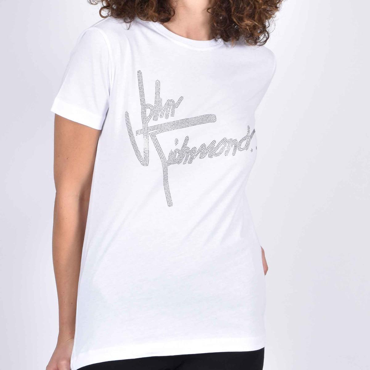 T-shirt taphu - Bianco
