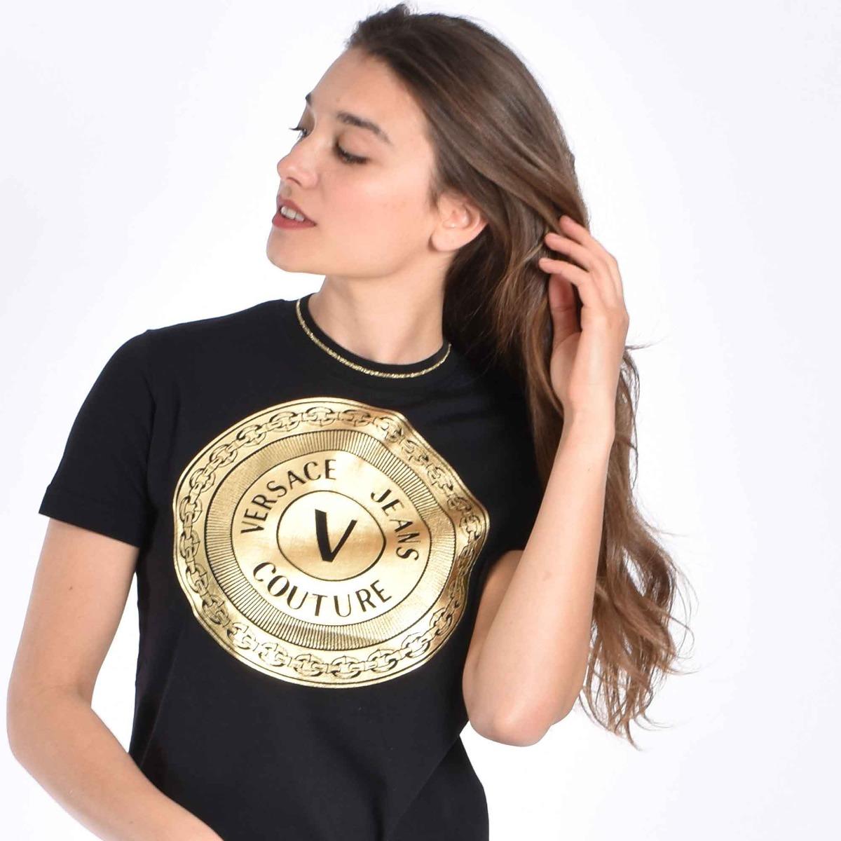 Maglia circle logo- Nero
