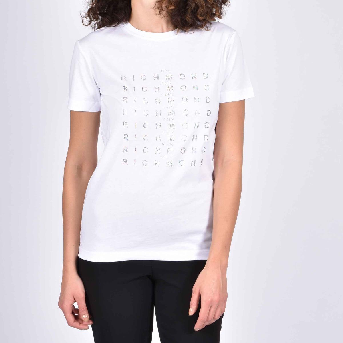 T-shirt nadir - Bianco