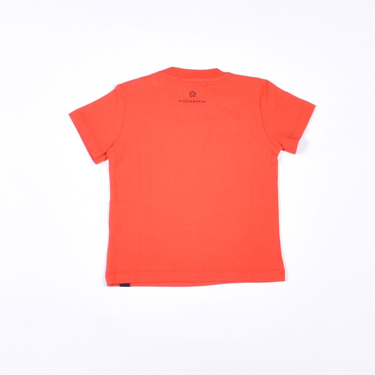 T-shirt neon - Rossa