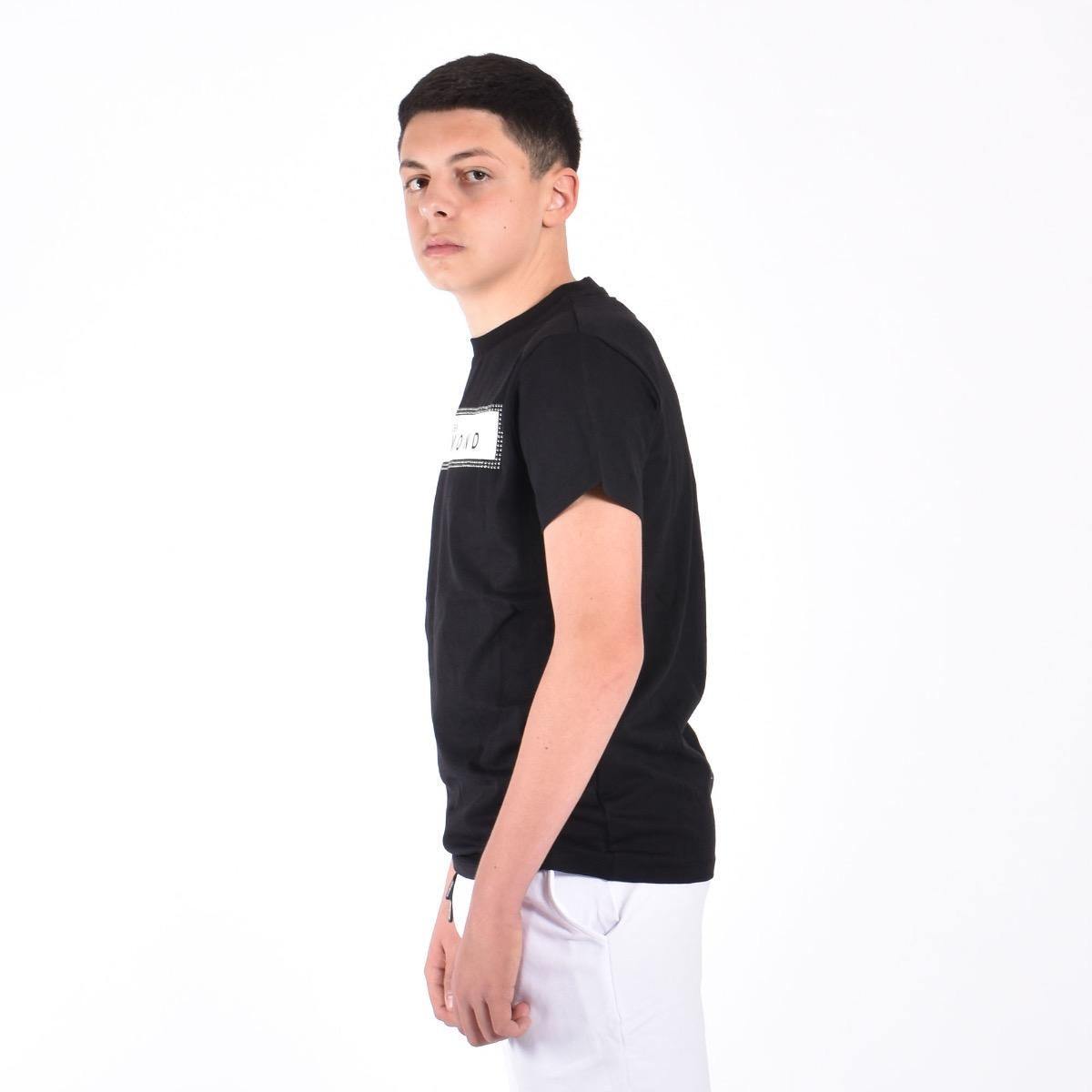 T-shirt over bamip - Nera