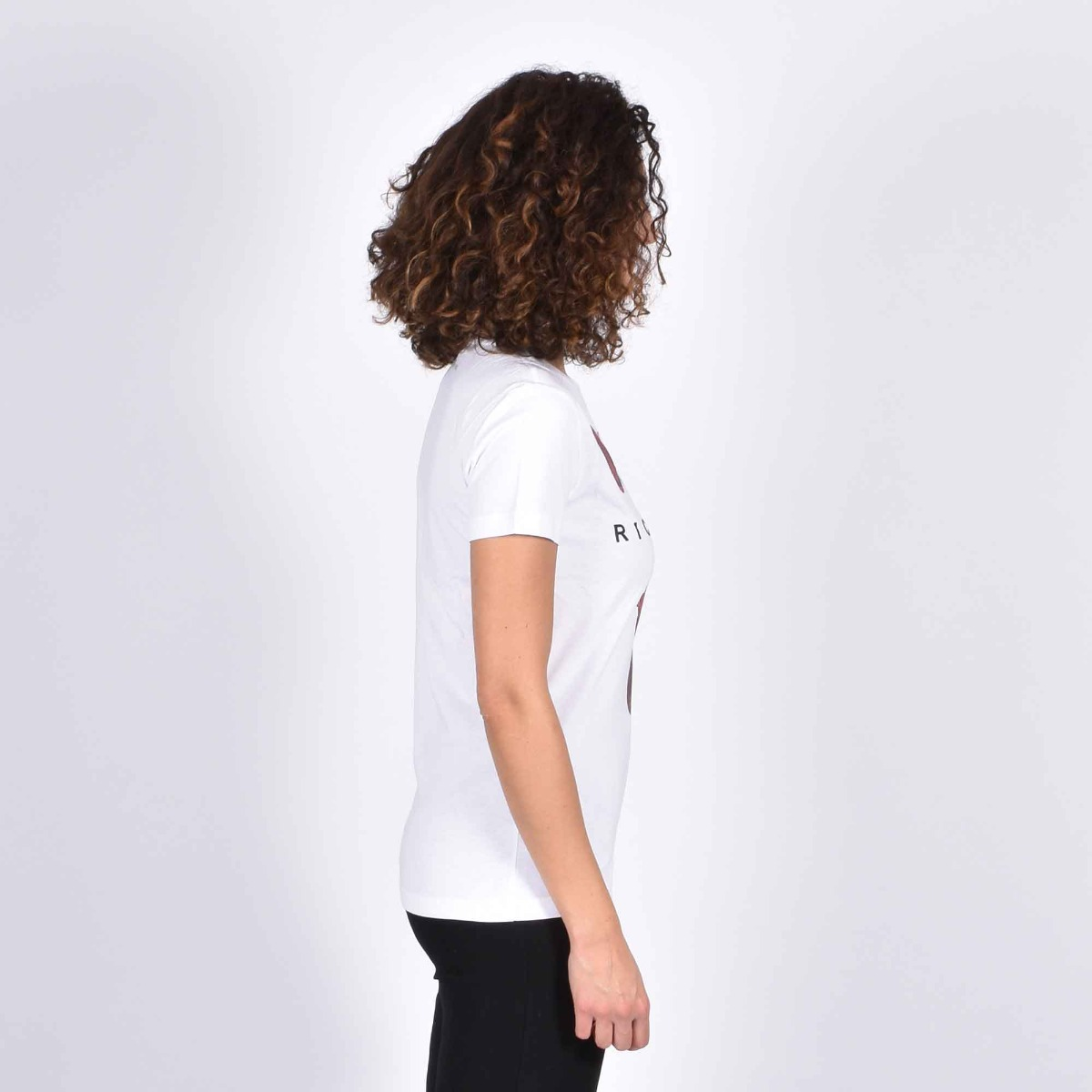 T-shirt dalsh- Bianco