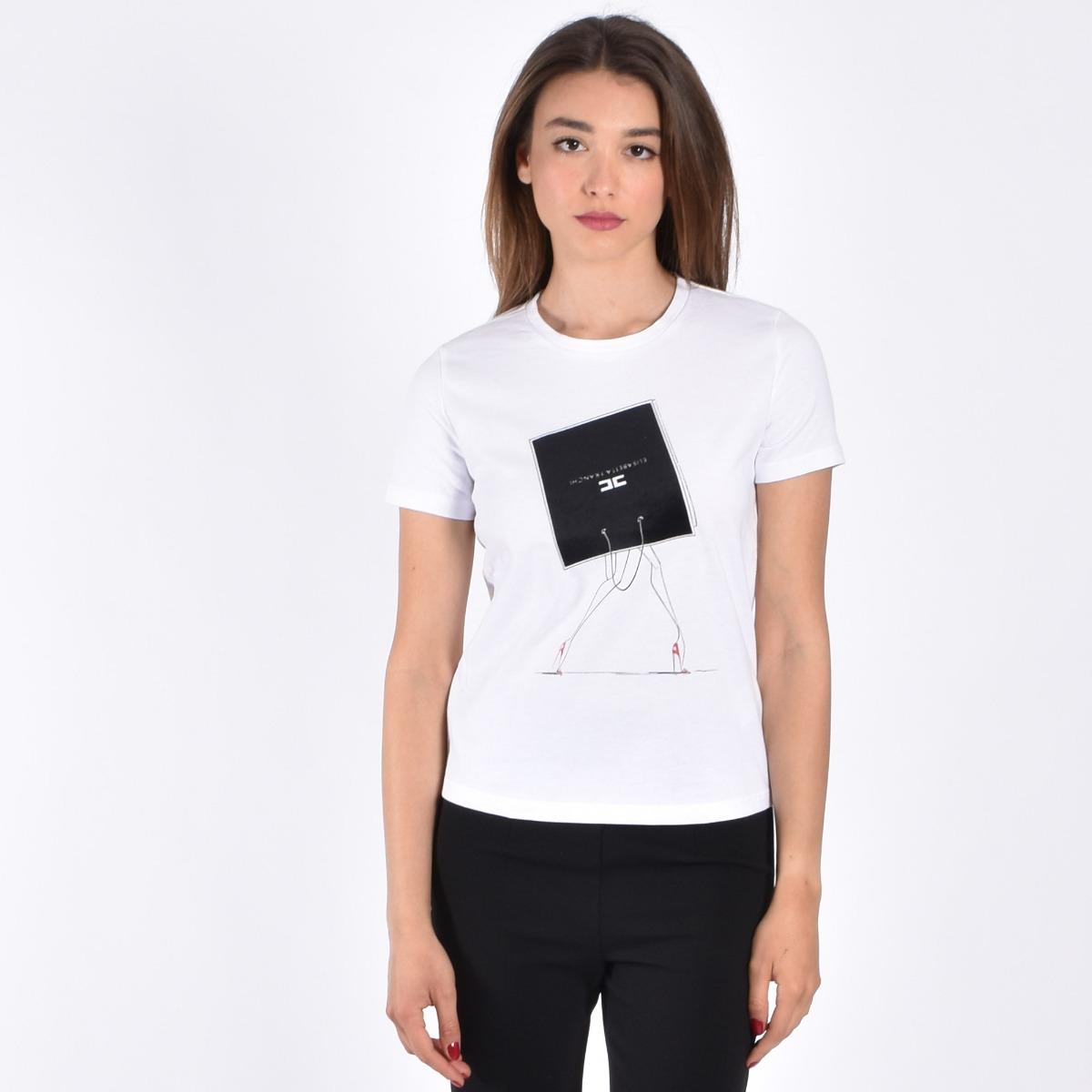 T-shirt shopping- Bianco
