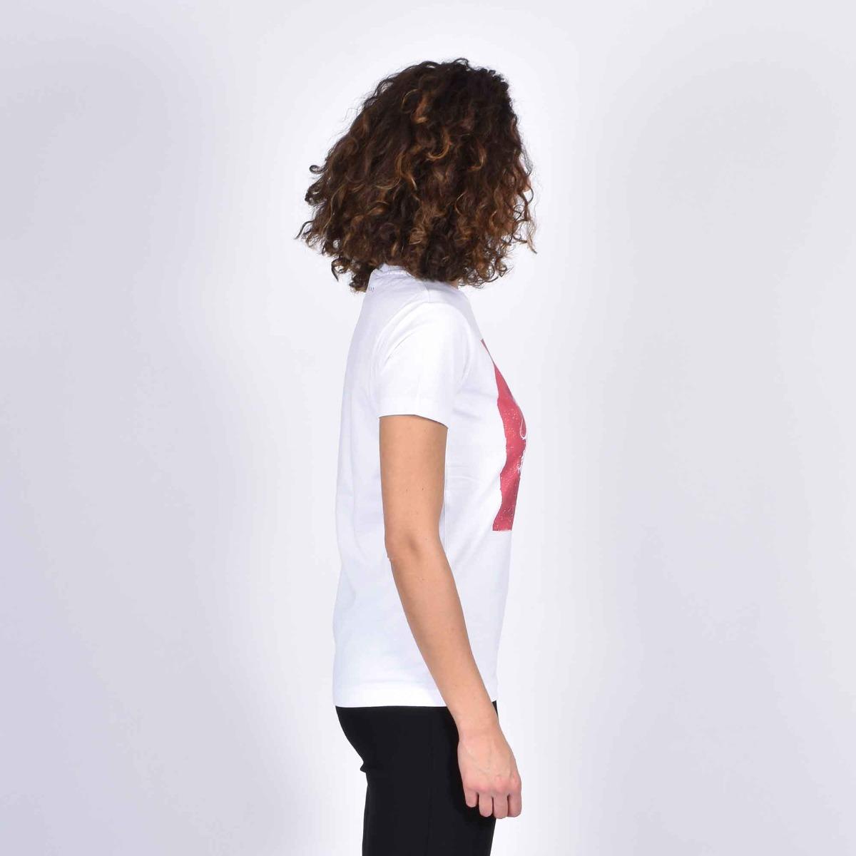 T-shirt tangir - Bianco