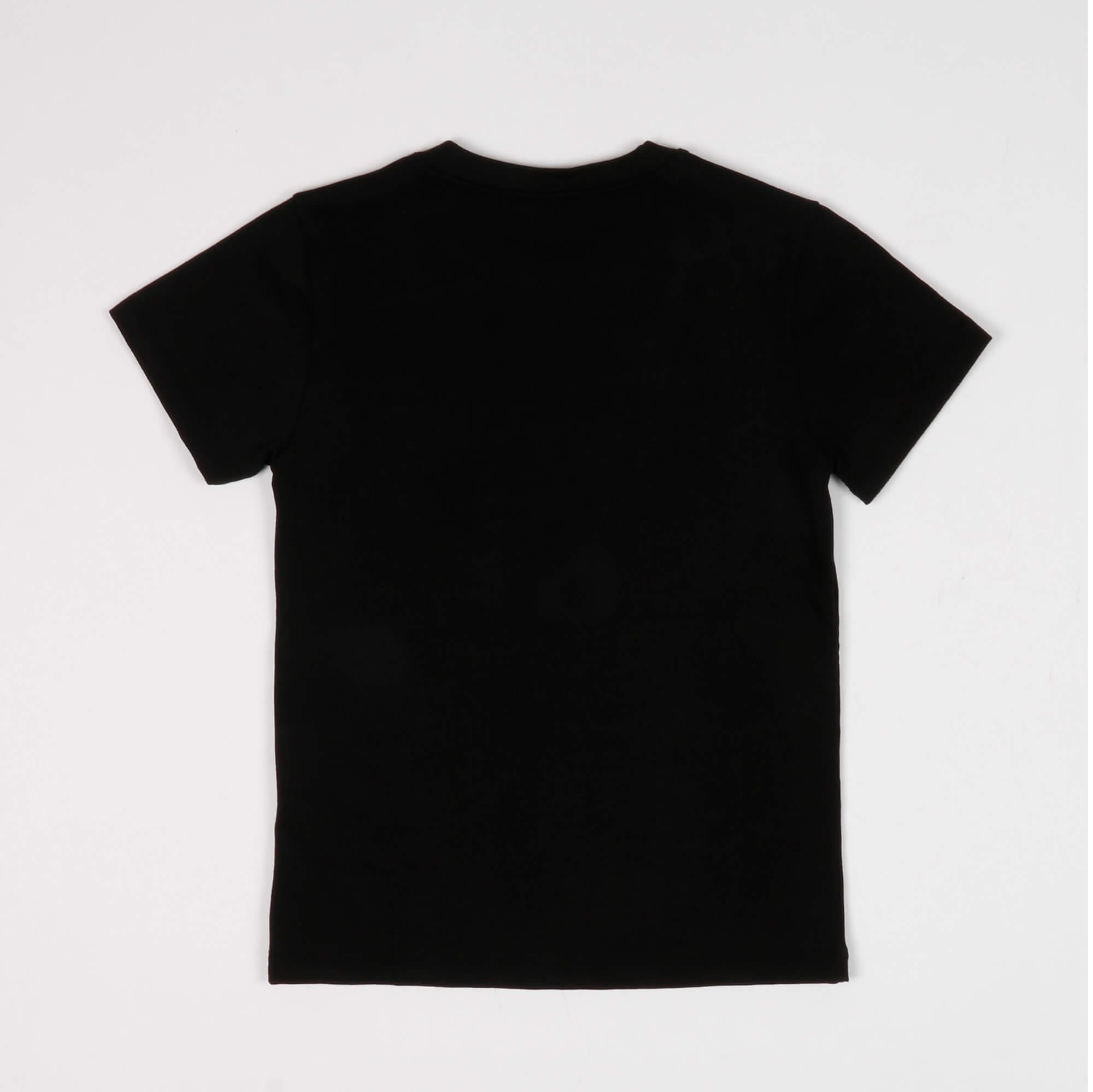 T-shirt taschino fantasia - Nero
