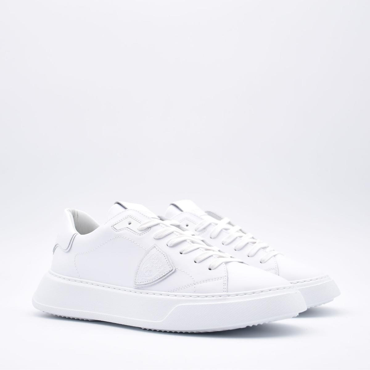 Sneakers temple l u - Bianco