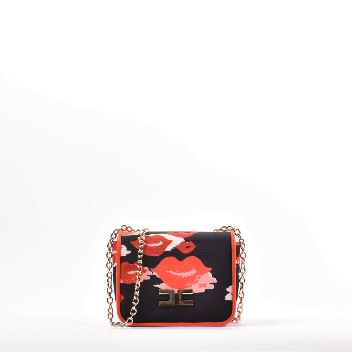 Tracollina kiss- Nero/ Rosso