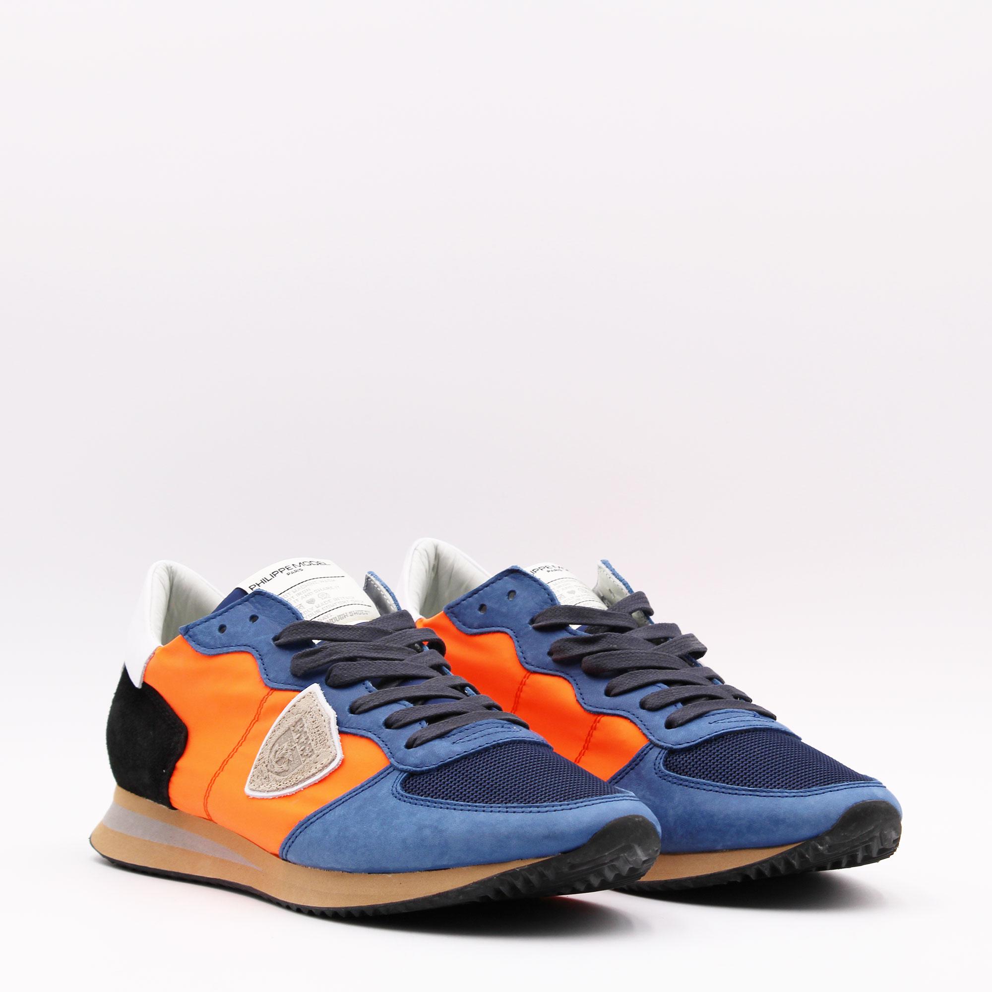 Trpx vintage mondial - Arancio/ Bluette
