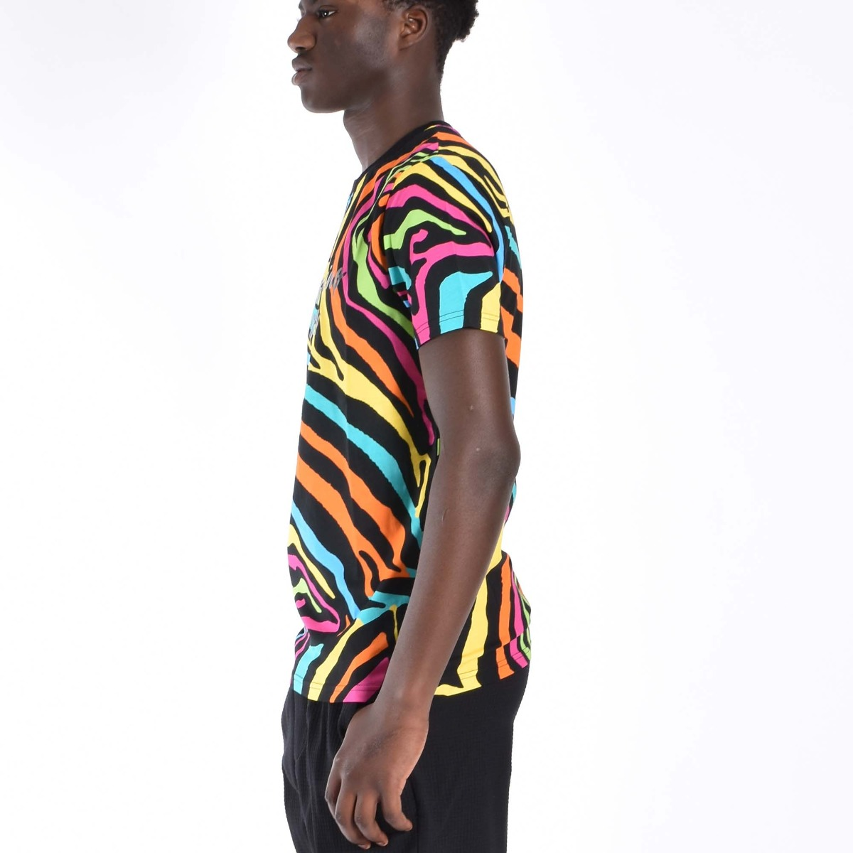 T-shirt fantasia zebra - Multicolor