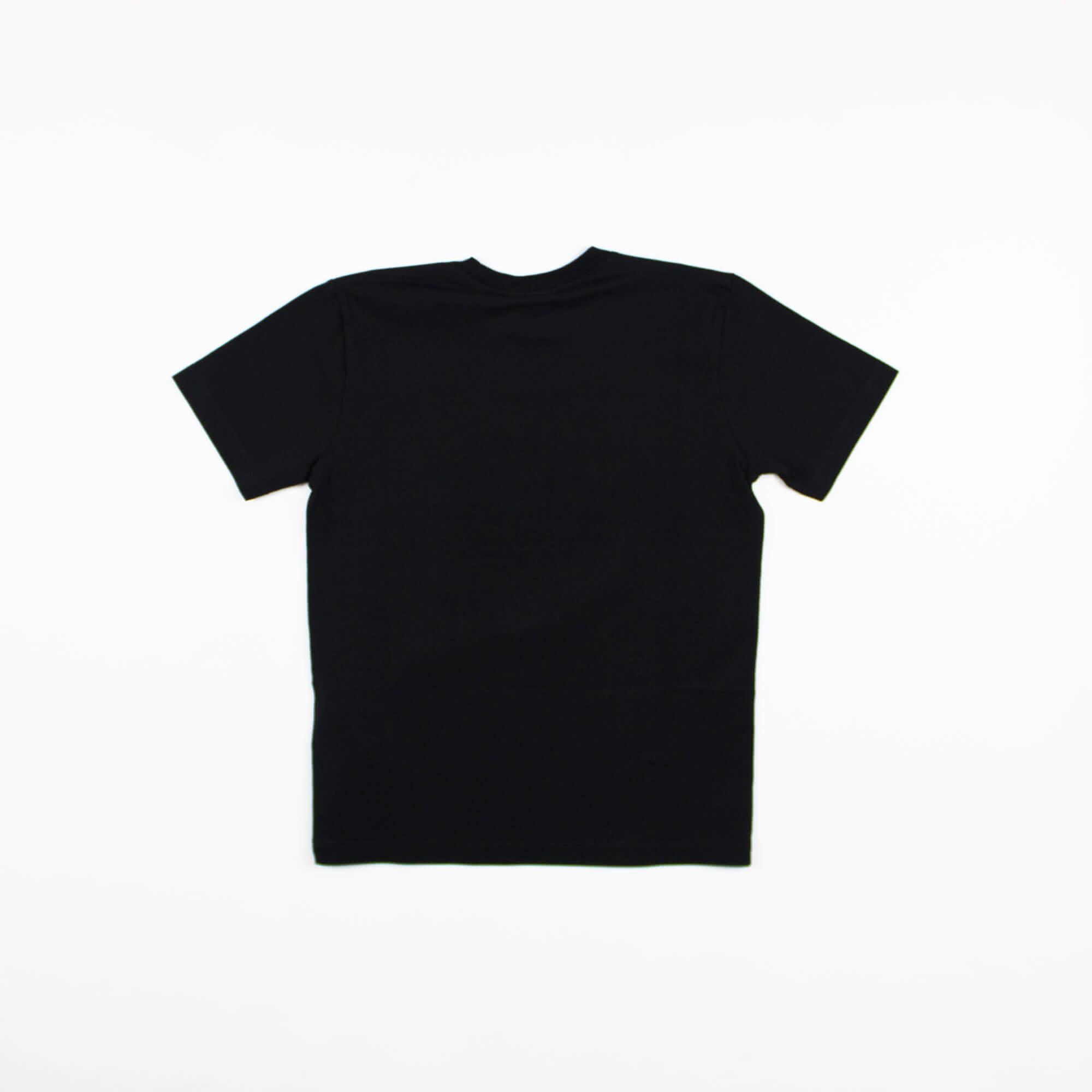 T-shirt leopard - Nero
