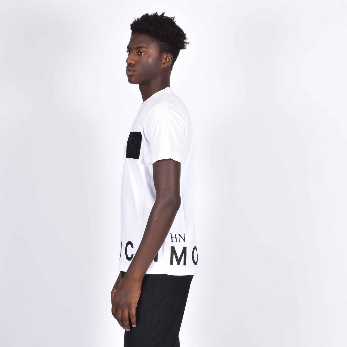 T-shirt spitze - Bianco