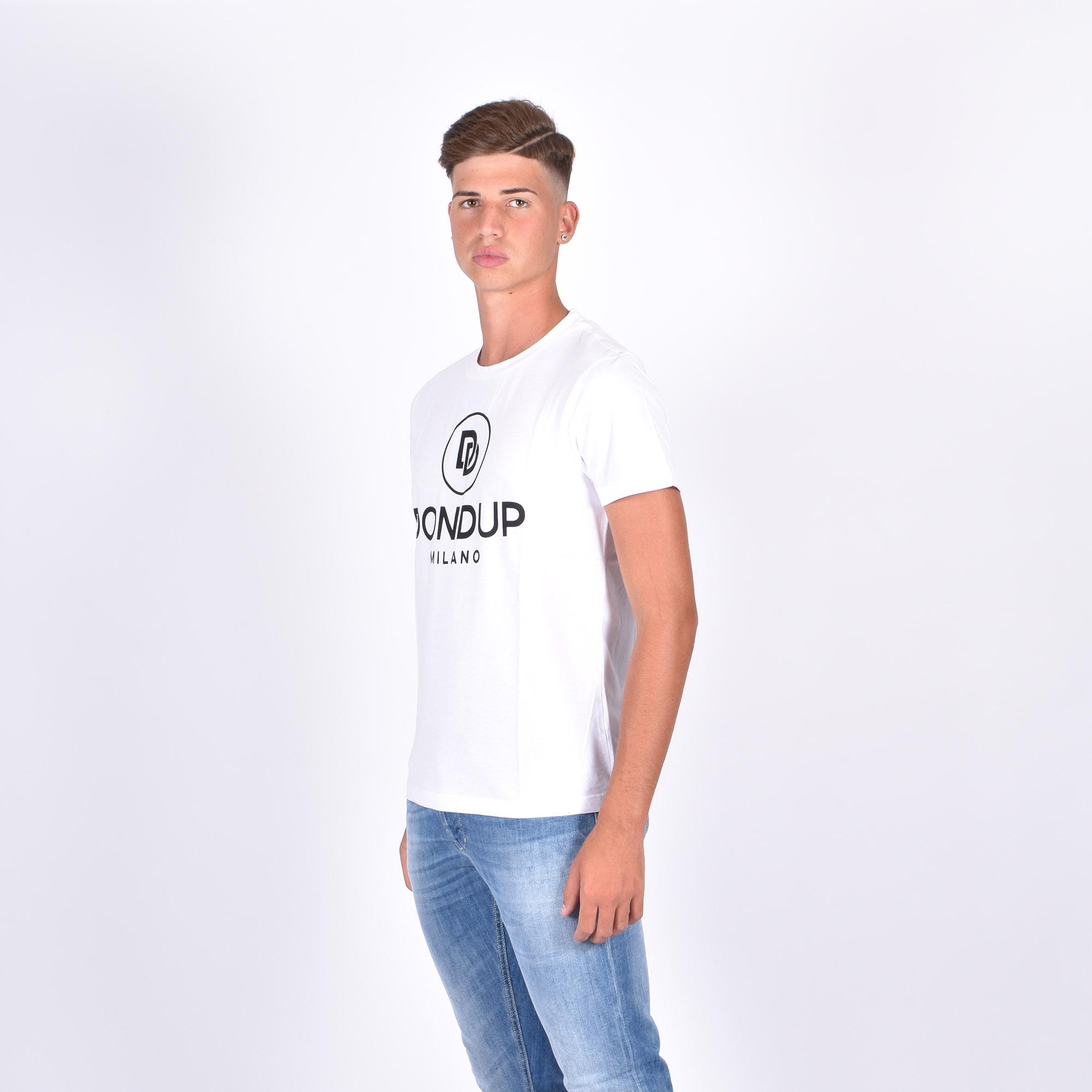 T-shirt dondup milano Bianco