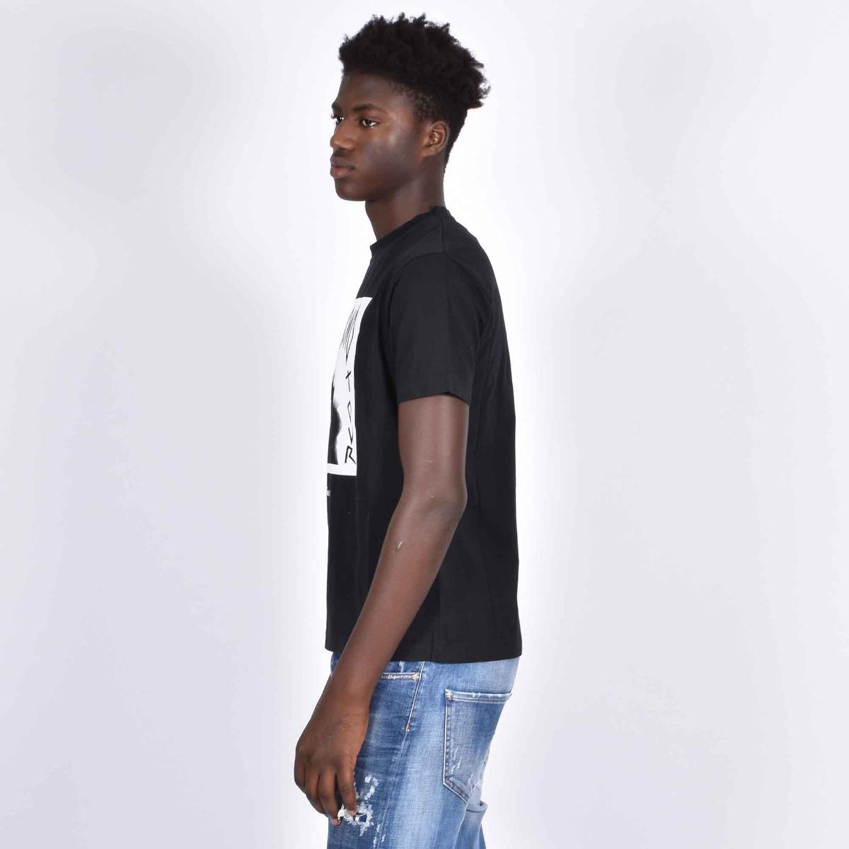 T-shirt malins - Nero